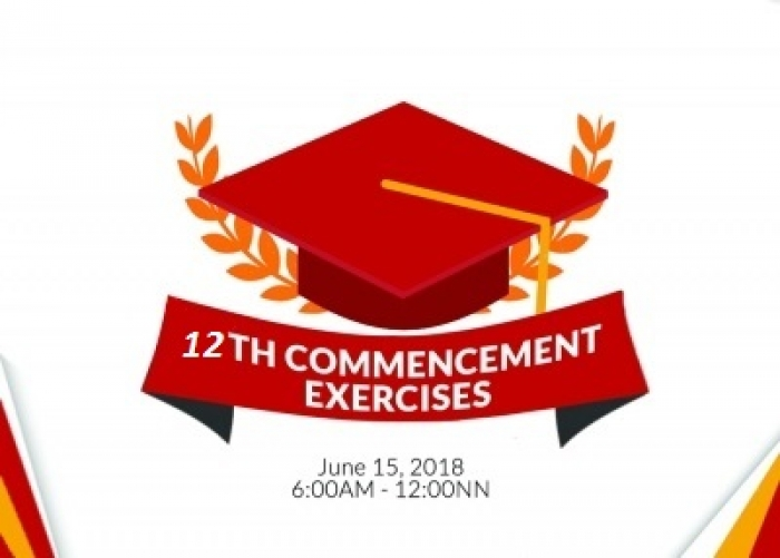 12th Commencement Exercises (Live Stream)