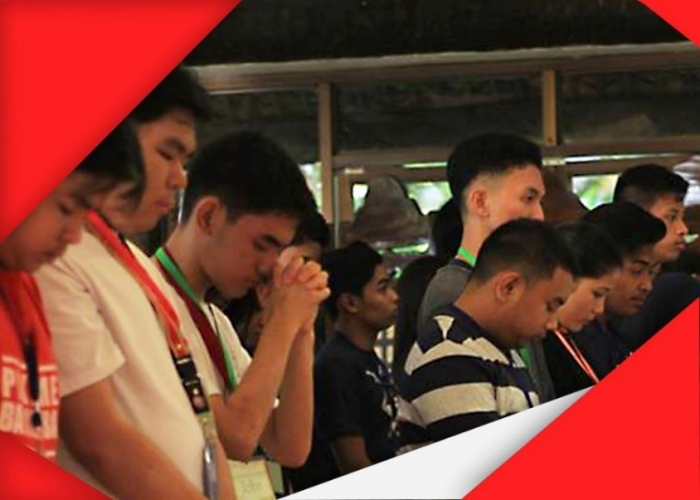 SHS GRADUATING STUDENTS' THANKSGIVING MASS