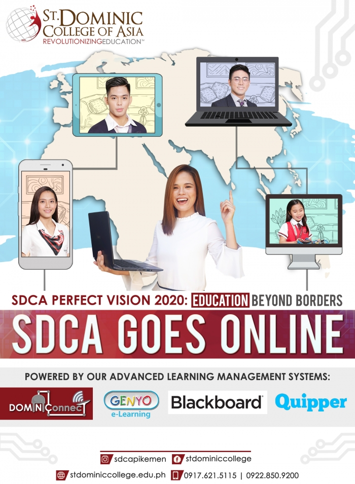 SDCA Perfect Vision 2020: EDUCATION BEYOND BORDERS