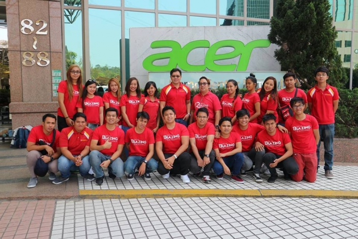 Fourth Year Students of IT/CS Attend Acer Design Studio Seminar