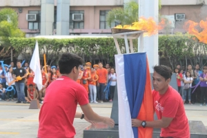 Acad Orgs Battle in SDCAlympics