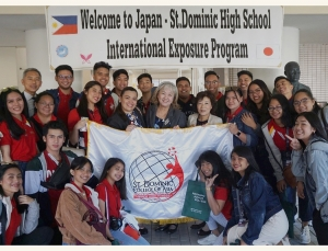 Senior High School International Program  Day 1