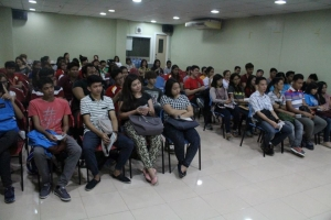 SWU holds annual orientation